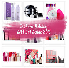sephora gift set guide meet the barre