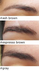 How To Pencil Eyebrows Rosalie U0026 Violetta Innisfree