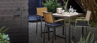 wood dining room tables and chairs outdoor furniture for patios and decks crate and barrel