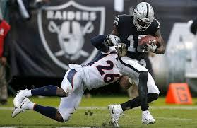 Raiders Flag Football Oakland Raiders Johnny Holton