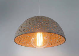 Pendant Light With Shade Ceramic L Shade Dome Pendant Light Pendant Lighting