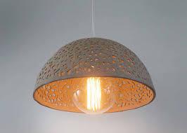 Ceramic Light Fixture Ceramic L Shade Dome Pendant Light Pendant Lighting