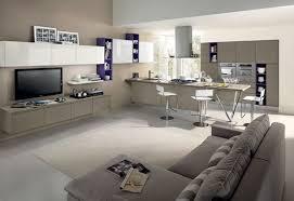 cucine e soggiorno cucina e soggiorno la creativit罌 nella gestione dello spazio