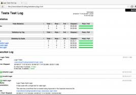 software testing report template and proof of concept template