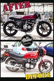 16 best gpz550 bobbers or trackers images on pinterest cafe