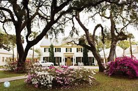 jacksonville wedding venues florida wedding venue ribault club on fort george island near