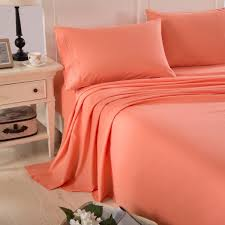 Coral Bedspread Amazon Com Honeymoon Embroidered 1800 Brushed Microfiber Ultra