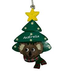 koala tree ornament australia the gift souvenirs t