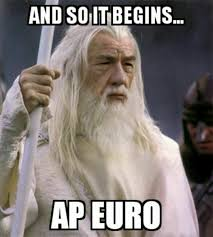 Ap Euro Memes - ap euro memes on twitter everyone ready