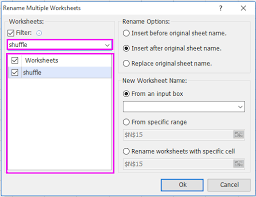how to go to a specific sheet in excel