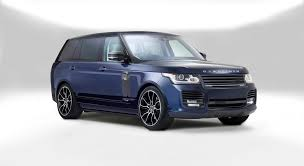 wrapped range rover autobiography range rover modified by overfinch