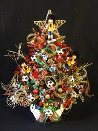 sale lighted soccer christmas treesoccer decorunique soccer