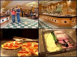Pizza Buffet Las Vegas by Circus Circus Hotel Las Vegas