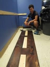 Building A Wood Computer Desk by Diy Floating Desk Easy To Build Desk Http Darlingstreet Com Au