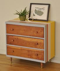 Kullen Dresser 3 Drawer by Furniture Gorgeous White Mid Century Dresser With Drawers For