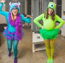 Mike Halloween Costume Mike Sully Monstersinc Dress Sully