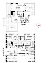 Apartment Floor Plan Philippines 10 Million Dollar Apartment Floor Plan On The Upper East Side