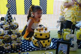 guest project throw a fabulous bumble bee party