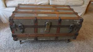 furniture antique trunk coffee tables coffee tables trunks