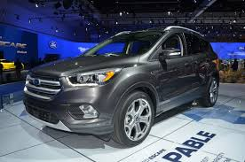 Ford Escape Quality - refreshed 2017 ford escape is just what the customer ordered