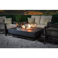 Outdoor Gas Fire Pit Better Homes And Gardens Mason Heights Gas Fire Pit Walmart Com