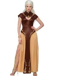 Game Thrones Halloween Costume Game Thrones Barbarian Warrior Womens Costume Gameofthrones