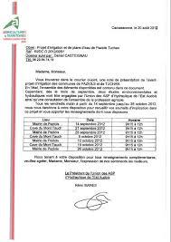 chambre d agriculture carcassonne lettre de la chambre d agriculture projet d irrigation et de plans