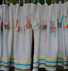 Retro Curtains Retro Kitchen Curtains Diy Retro Kitchen Curtains