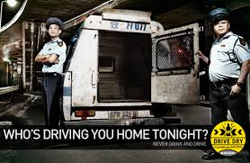 ad police brandhouse drive dry print advert by foxp2 police van ads of