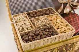 nuts gift basket nut gift baskets free shipping