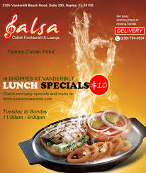 today u0027s special u2013 salsa cuban restaurant u0026 lounge