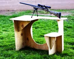 free shooting bench plans furniture decor trend how to choose