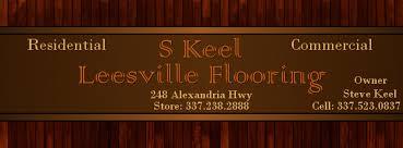 s keel leesville flooring home