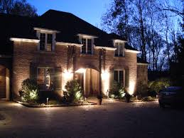 Landscaping Lighting Ideas Convenient Front Yard Lighting Lighting For Convenience And