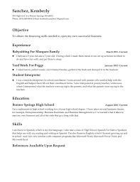Example Restaurant Resume by Restaurants Resume Free Resume Example And Writing Download