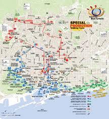 Barcelona Metro Map Barcelona Tourist Map Barcelona U2022 Mappery