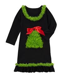 black christmas tree ruffle dress u2013 royal gem clothing