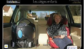 siege auto age taille installer enfant en voiture actu auto du mandataire