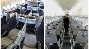 United Airlines How Many Bags Study Air Rage Is More Common On Flights With First Class Cabins