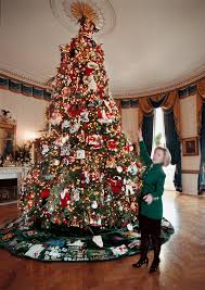 Christmas Decorations For Homes 31 Of The Most Spectacular White House Holiday Decorations From