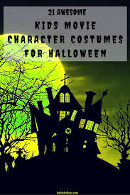 21 awesome kids movie character costumes for halloween