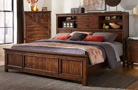 Bedroom Furniture Bookcase Headboard Creek Bookcase Bed