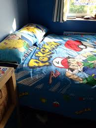 my handmade gen 1 bed sheets for a double bed made by my mum