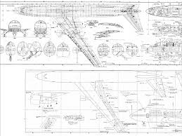 boing 747 plans aerofred download free model airplane plans