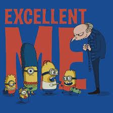 Mr Burns Excellent Meme - uh excellent me minions know your meme