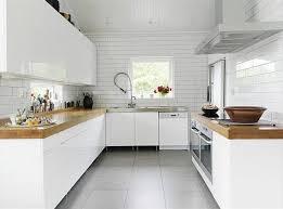 carrelage cuisine carrelage blanc cuisine rénovation salle de bain design