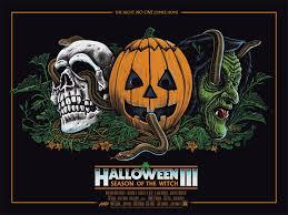 Happy Halloween Posters U0026 Pins By Gary Pullin U2013 Mondo