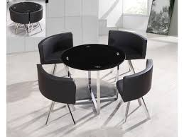 Black Gloss Dining Table And 6 Chairs Dining Table Space Saving Glass Awesome And Chairs Sale Modern