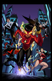 justice league unlimited batman beyond what happened to the justice league in batman