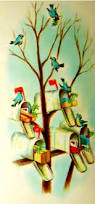 63 best a mail christmas art images on pinterest